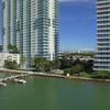 Miami Beach aerial video
