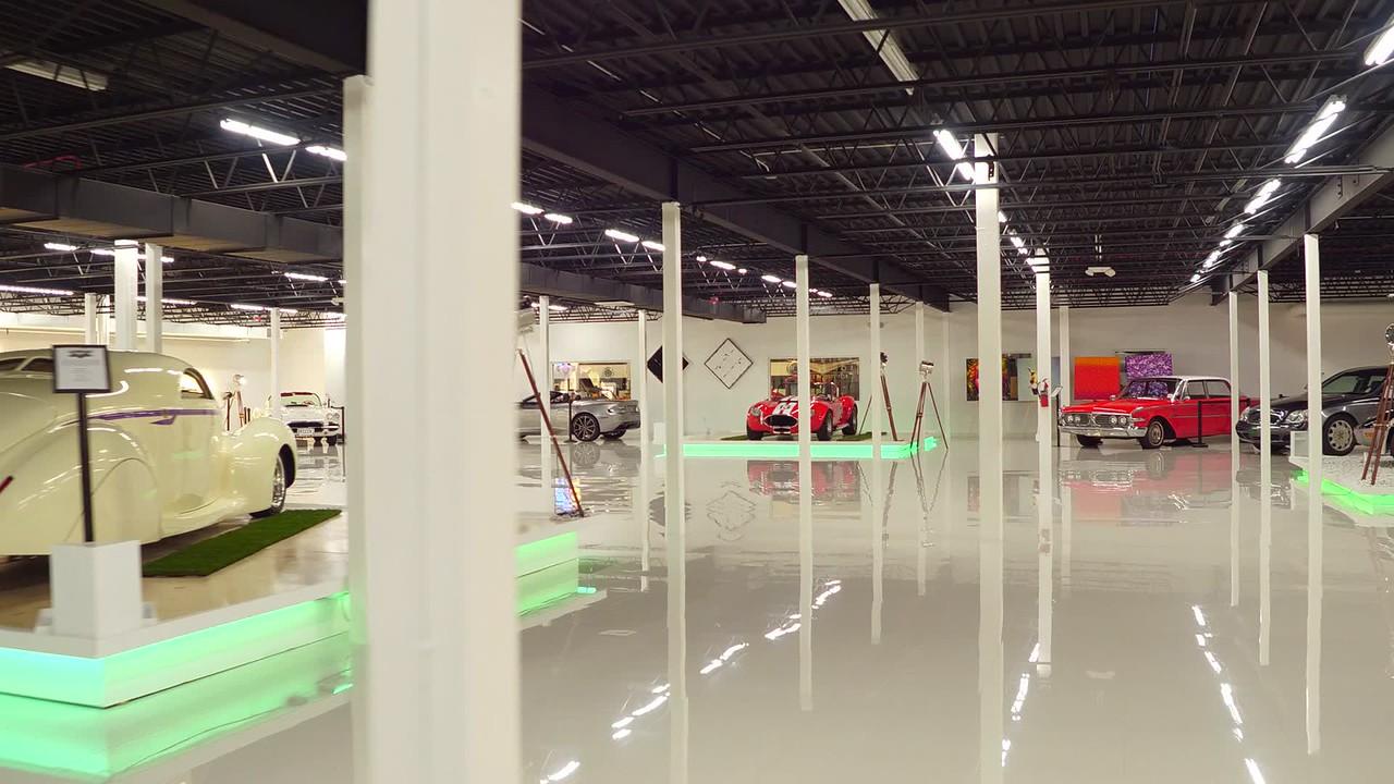 Miami Auto Museum Dezer Collection Garage