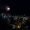 Aerial video fireworks 4k prores
