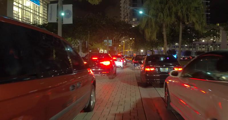 Trafic at Art Basel Miami 2016