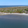 Aerial video Anastasia State Park 4k 60p