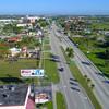 Aerial video Key Largo 4k 24p