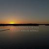 Lake Murray Sunset With Boat (South Carolina) - 1