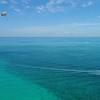 Parasail Miami Beach drone video