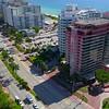 Alexander Miami Beach renovation 4k 60p aerial video