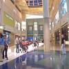 Mall at Millenia Orlando Florida USA interior video