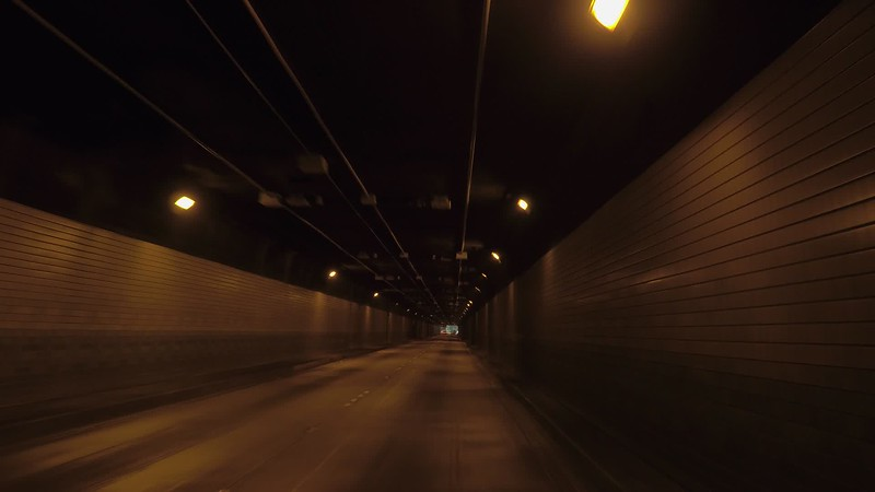 Pali Highway Tunnel