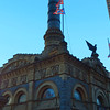 Motion video Soldiers and Sailors Monument Cleveland Ohio