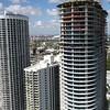 Edgewater Miami aerial video