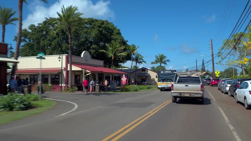 Tourist destination north shore