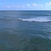 Aerial video of Surfers in Hawaii 4k 60p