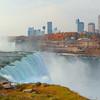 Niagara Falls panorama 4k