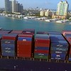 E.R. Los Angeles cargo ship 4k 60p