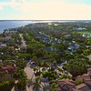 Luxury real estate Hutchinson Island Stuart FL 4k flyover