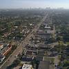 Aerial video 163rd Street North Miami Beach