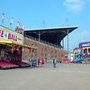 Rides at the Iowa State Fair 4k video