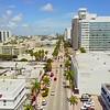 Aerial video Deauville Hotel Miami Beach