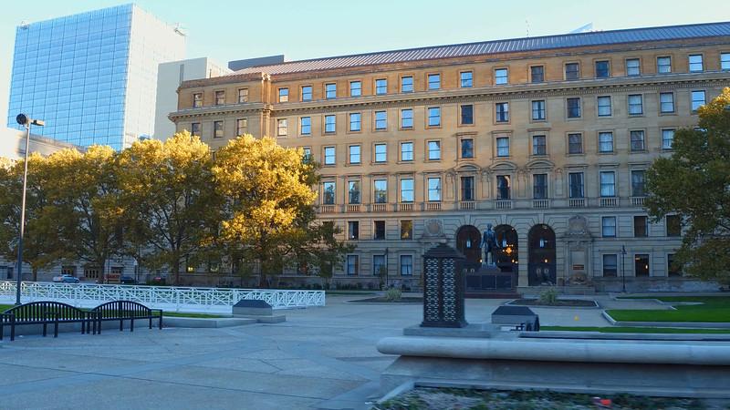 Drury Plaza Hotel Cleveland Ohio