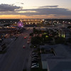 Aerial video Mardi Gras Casino carnival