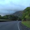 Volcanic mountain views in Oahu Hawaii