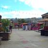 Walking around Hukilau Marketplace Oahu Hawaii