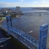 Hart Bridge Expressway aerial video