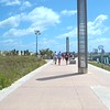 South Pointe Park reveal Miami BEach 4k 24p