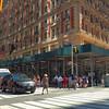 Panoramic video Broadway New York