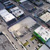Aerial video Wynwood reveal Downtown Miami