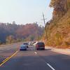 Driving to Gatlinburg Tennessee