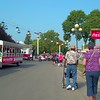 Walking at the Iowa State Fair Des Moines
