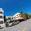 Miami Beach Ocean Drive touring