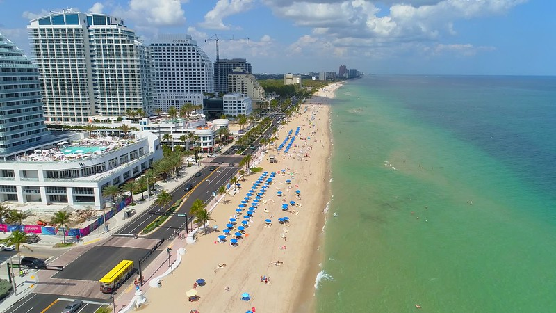 beachfront resorts in Fort Lauderdale
