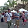 Weekend Waikiki Beach street festival Honolulu HI