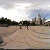 360 vr Cloud Gate Millennium Park Downtown Chicago