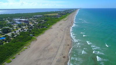 Visit Hutchinson Island beaches 4k