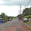 residential neighborhood in Honolulu Hawaii Wilhelmina Rise 4k