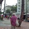 Waikiki street festival Honolulu HI