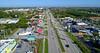Aerial drone footage Key Largo 4k 24p