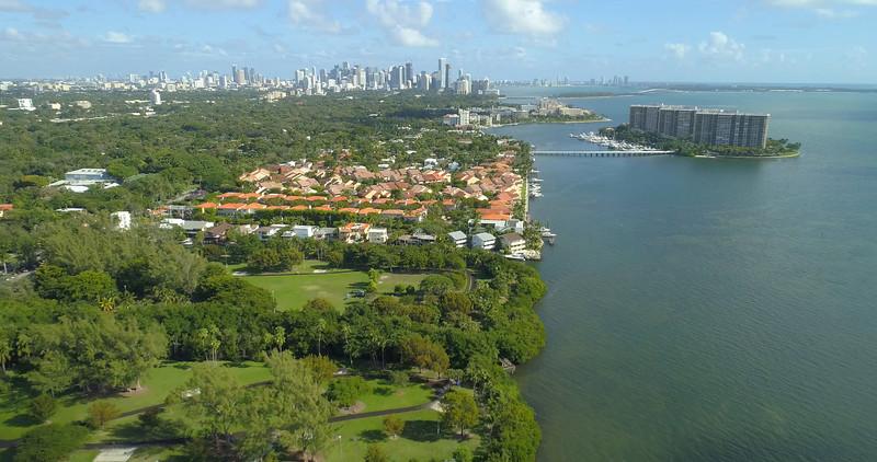 L'Hermitage neighborhood Coconut Grove