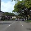 Kapiolani Boulevard Honolulu Hawaii 4k