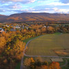 Aerial video Shenandoah County Virginia