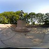 360vr video of the Lincoln Memorial Statue Chicago
