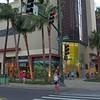 Intersection of Seaside and Kuhio Waikiki
