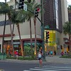 Intersection of Seaside and Kuhio Waikiki