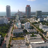Aerials Miami Beach 4k 60p