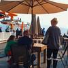 Tourists at the Gatlinburg Skylift observation deck