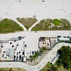 Aerial video of Ocean Drive Miami Beach dji phantom 4 pro