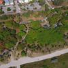 Miami Beach aerial Northshore open space park