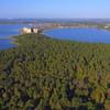 Aerial video Orlando Lakes